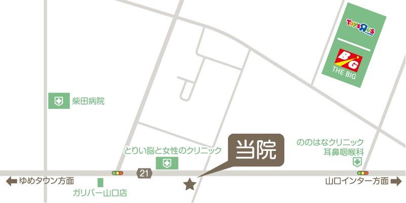 山口県山口市大内矢田南7-4-10