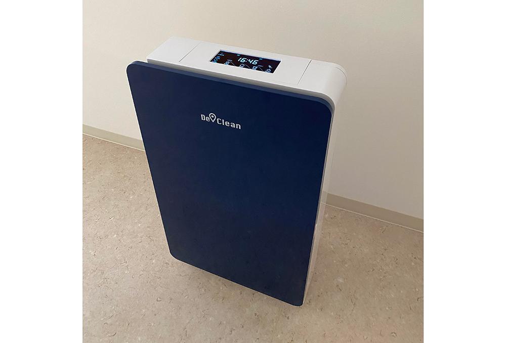 オゾン空気清浄機